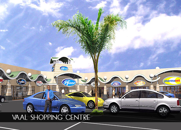 Vaal Shopping Centre